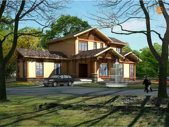 为何木别墅设计需要包含水电设计呢?