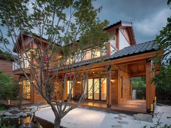 度假木屋 度假木屋设计