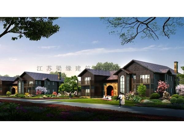 LYDC(5)木屋别墅